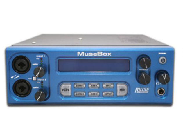 Ultimate Sound Bank will provide MuseBox sounds