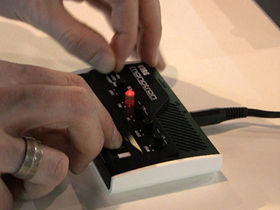 Musikmesse 2010: Korg monotron video demo
