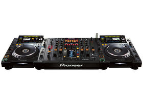 Pioneer launches DJM-2000 digital mixer