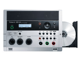 Musikmesse 2010: Roland unveils the CD-2i SD/CD Recorder