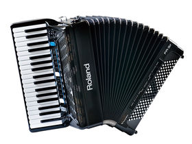 Musikmesse 2010: Roland launches the FR-3X V Accordion