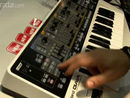 Musikmesse 2010: Roland GAIA SH-01 synth video demo