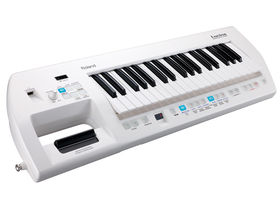 Musikmesse 2010: Roland Lucina AX-09 is more affordable keytar