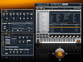 Musikmesse 2010: Steinberg presents HALion Sonic VST3 production workstation