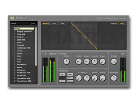 Musikmesse 2010: VirSyn Matrix 2 vocoder gets new filters