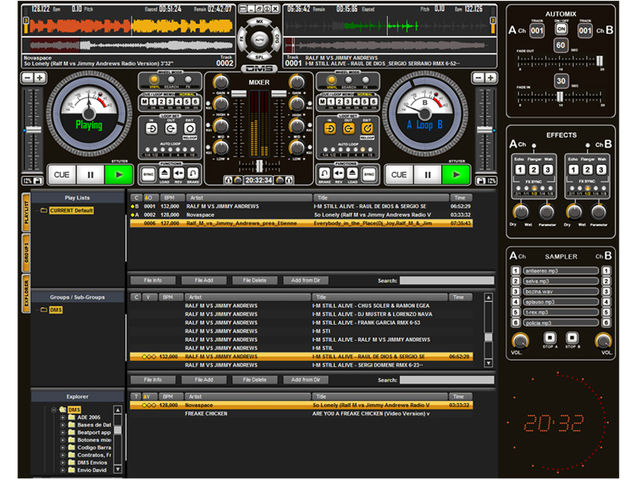 DJ ProMixer: helping you to mix like a pro?