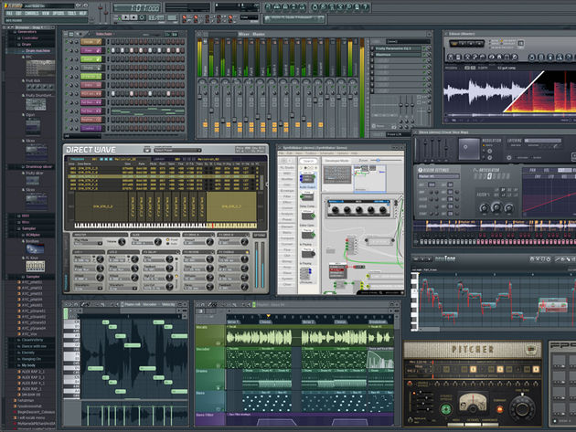 FL Studio has now been more than 12 years in development.