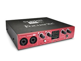 Focusrite adds Scarlett 18i6 to interface line-up