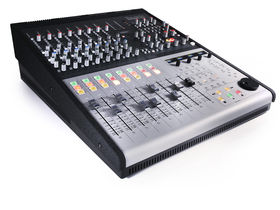 Focusrite and Audient announce Control 2802 Dual Layer Mixing Console