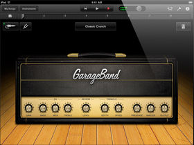 iPad 2 launches with GarageBand