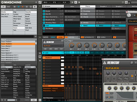 NI Maschine 1.6 adds plug-in hosting