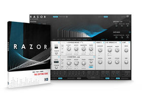 NI Razor synth announced, tutorial video released