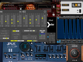 VST/AU plug-in instrument/effect round-up: Week 6
