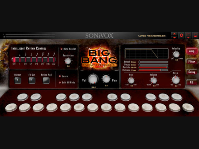 Sonivox Big Bang