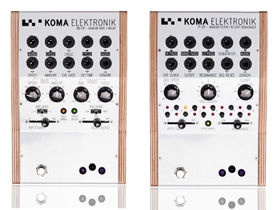 VIDEO: Koma Elektronik BD101 & FT201 pedals