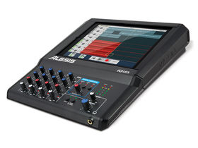 Musikmesse 2012: Alesis iO Mix 4-channel iPad mixer/interface