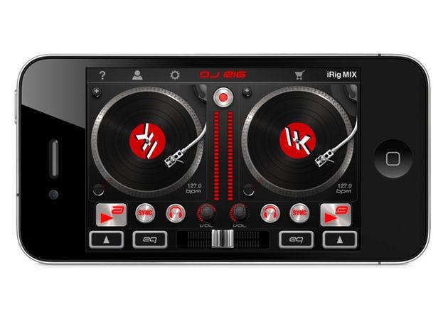IK Multimedia DJ Rig, £1.49