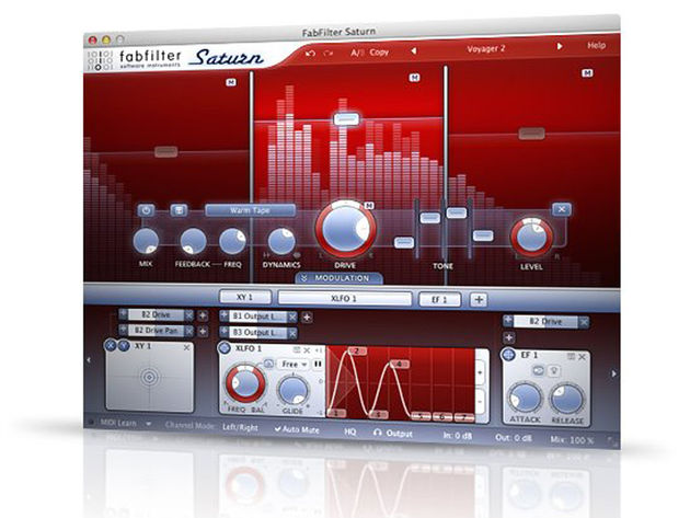 FabFilter Saturn: on another planet?