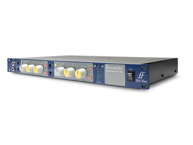 Focusrite ISA Two: click the image for more product photos.
