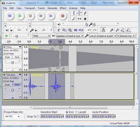 Audacity 2.0