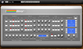 Tonebytes bleep