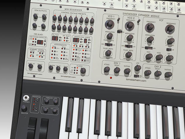 Another new product from the synth legend