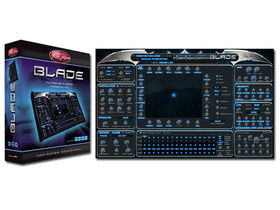 Rob Papen Blade plug-in synth released