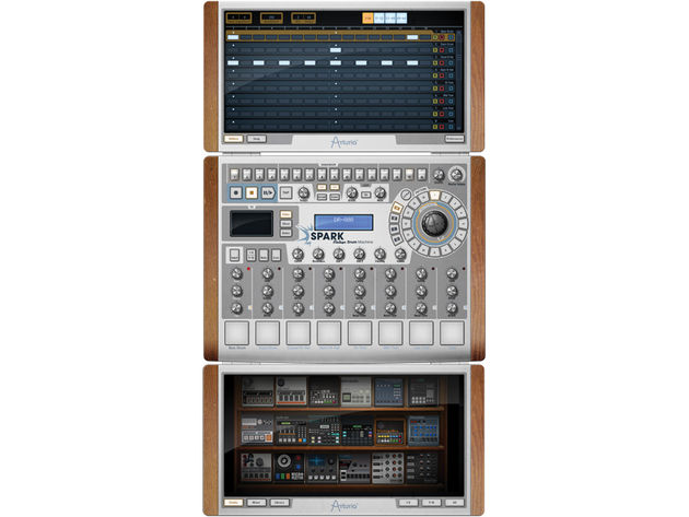 Spark Vintage Drum Machines: a host of classics under one software roof.