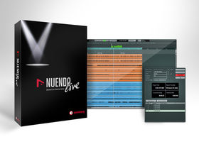 Musikmesse 2012: Steinberg Nuendo Live announced