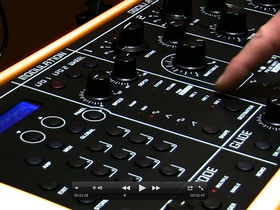 Musikmesse 2012 video: Studiologic Sledge