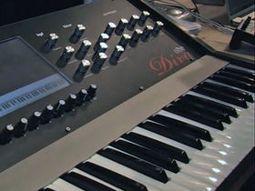 Musikmesse 2012 video: u-he Diva dedicated hardware controller