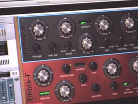 Musikmesse 2012 video: u-he demos Reason Rack Extensions