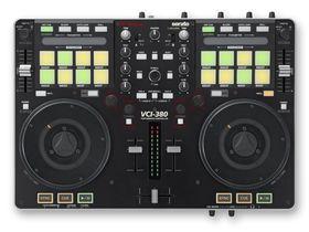 Musikmesse 2012: Vestax VCI-380 DJ controller