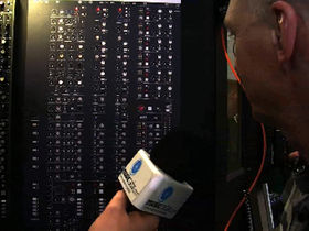 Musikmesse 2012 video: Zahl AM1 analogue modular mixing desk