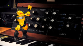 New Freemasons video stars Lego and music tech gear