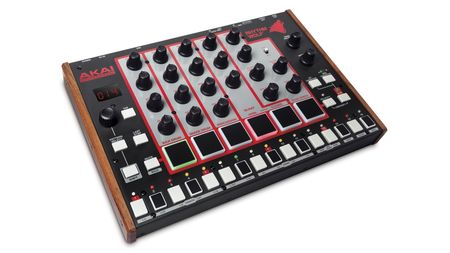 Akai unveils Rhythm Wolf drum machine and bass synth