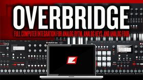 Musikmesse 2014 video: Elektron Overbridge offers computer integration for its Analog hardware