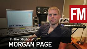 In the studio: Morgan Page talks Ableton Live templates