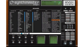 KV331 Audio releases simplified and free versions of SynthMaster