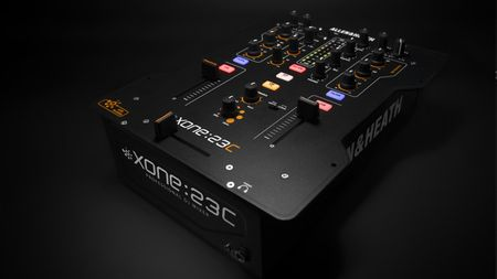Musikmesse 2014: Allen & Heath announces Xone:23C