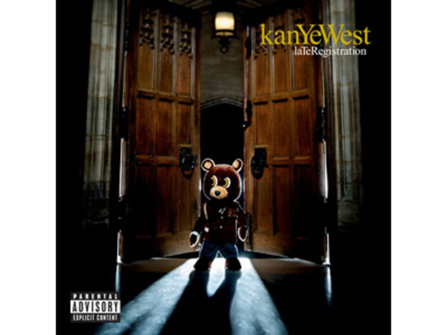 West's song Gone appears on his Late Registration album.