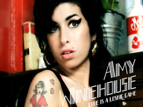 "Amy Winehouse calls Jack White Bond decision ""boring"""
