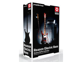 Reason Electric Bass ReFill samples classic guitars