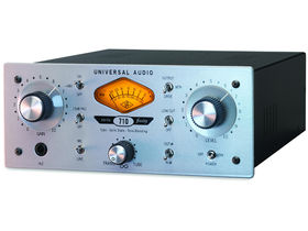 Universal Audio 710 is tone-blending preamp