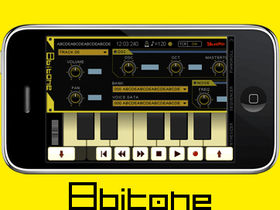 8-bit synth/sequencer coming to iPhone