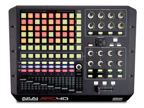 Akai APC40 to launch worldwide on 30 May