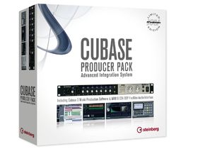 Steinberg launches Cubase Producer Pack