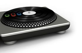 DJ Hero: first images of controller revealed