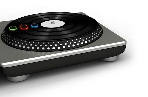 You'll soon be able to give DJ Hero a spin.