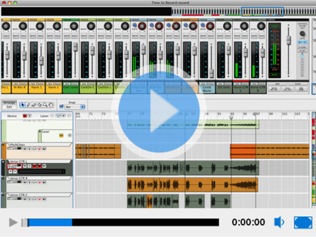 EXCLUSIVE VIDEO: Propellerhead Record